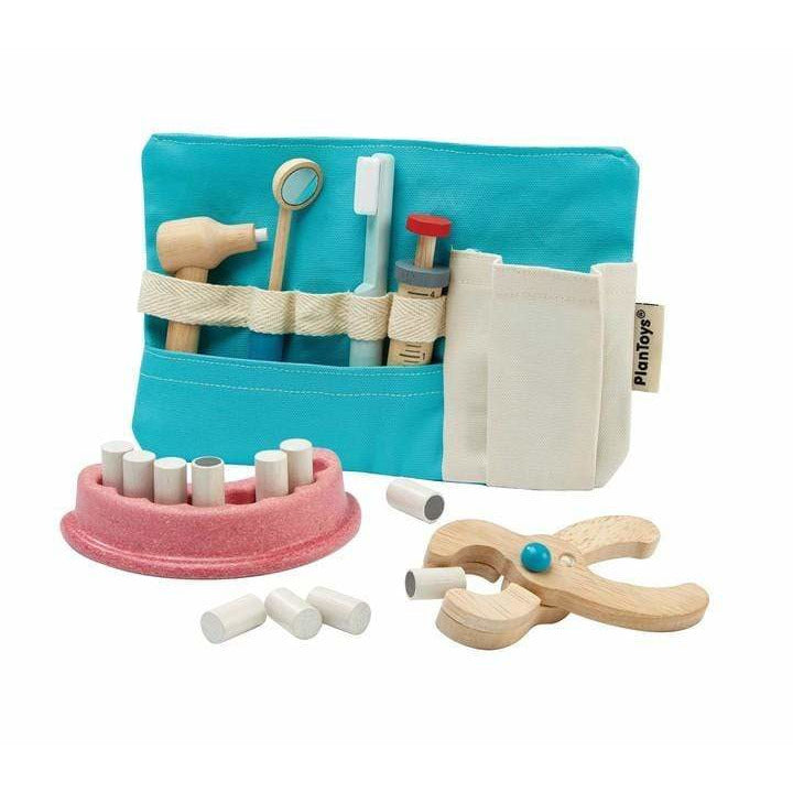 Plan Toys, Dentists Set - Bygge Bo