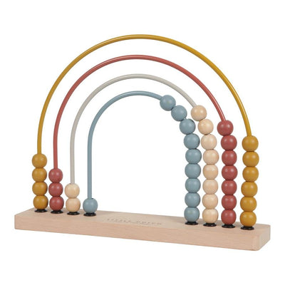 Little Dutch, Wooden Abacus FSC - Bygge Bo