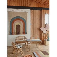 Load image into Gallery viewer, OYOY, Rainbow Wall Rug - Bygge Bo