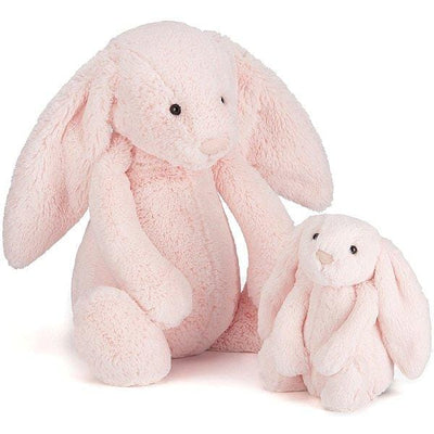 Jellycat, Bashful Bunny Medium Size Pink