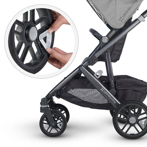 Uppababy, Vista Wheel Reflectors