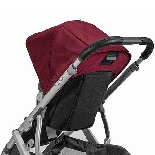 Uppababy, Vista Leather Handlebar Covers - Bygge Bo