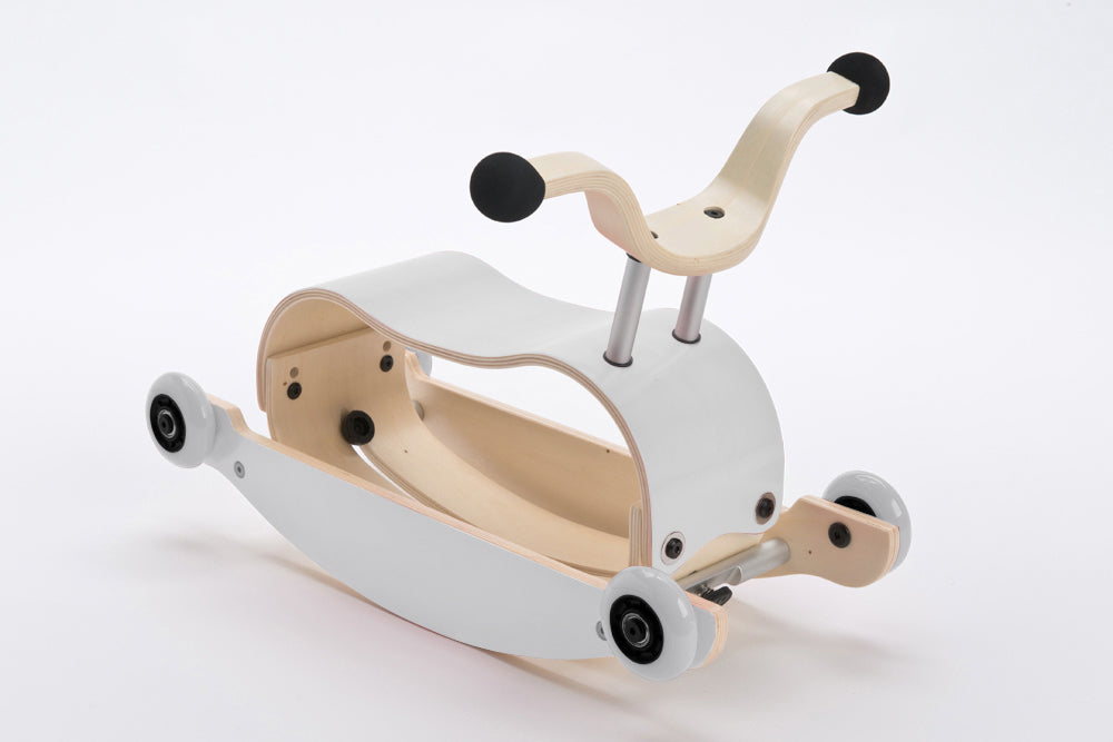 Wishbone, Mini-Flip Walker - Bygge Bo