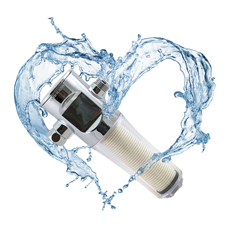 Sonaki Vitapure 200P Inline PureMax Shower Filter