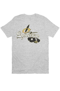 LynOetry X HMS Grey T-Shirt