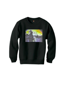 LynOetry Sunset Crewneck