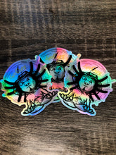 Holographic LynOet Sticker