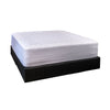 WATER RESISTANT FITTED MATTRESS PROTECTOR