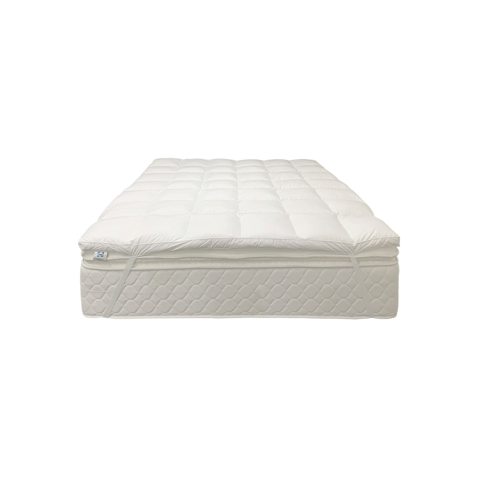 GEL LUXE FIBRE MATTRESS OVERLAY