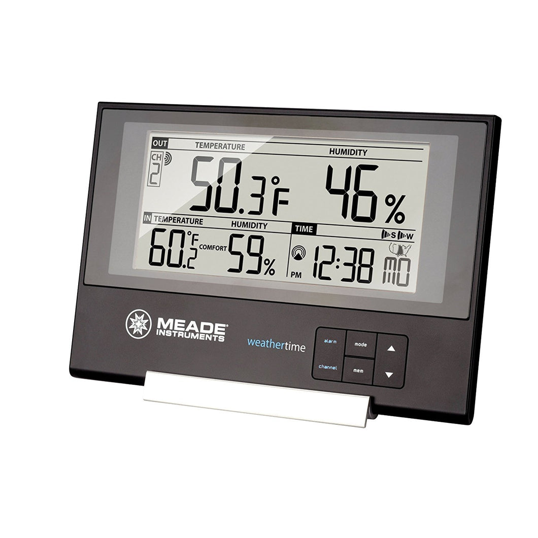 Copy of Indoor Weather Station, Slim Digital Home Desk Weather Station