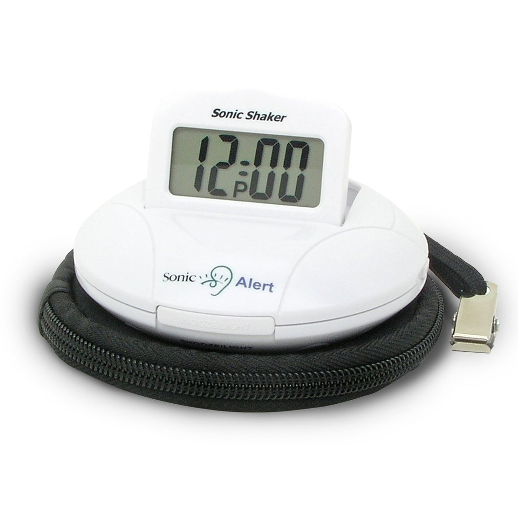 Best Alarm Clock, Alert Digital Home Bedside Small Loud Alarm Clock