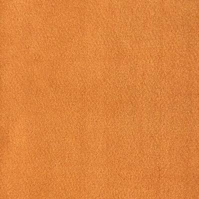 Asteria Velvet-Tangerine Orange