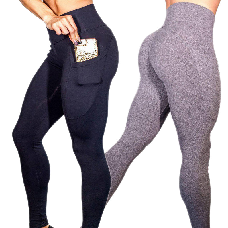 Yoga Pants w/ Pockets