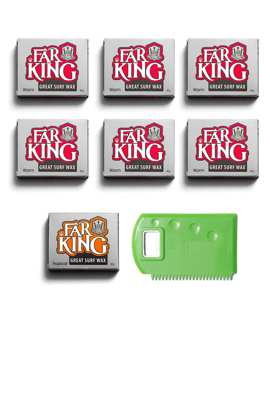 Far King Wax Value Pack
