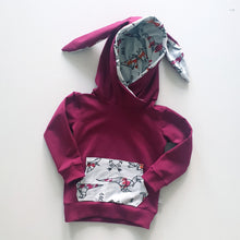 Load image into Gallery viewer, Bunny Ears Hoodie