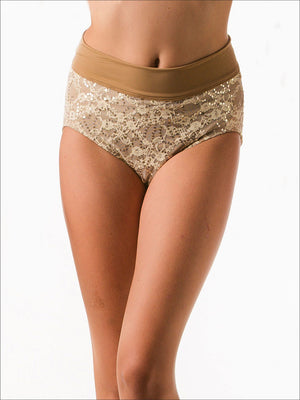 El Matador High Waist Brief