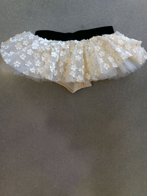 Arabesque Floral Petti Skirt