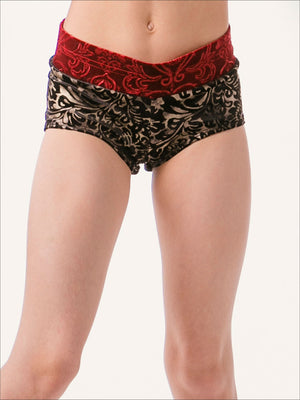 Wolf High Waist Brief