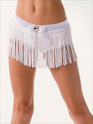 Boss Fringe Skirt
