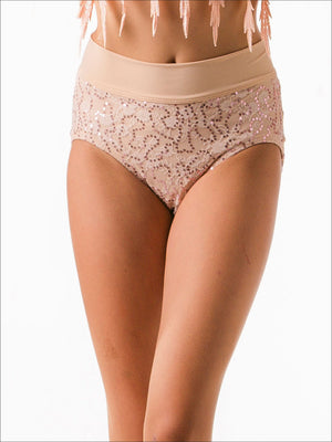 Encinal High Waist Brief