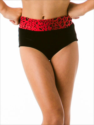 Rhythm Nation High Waist Brief
