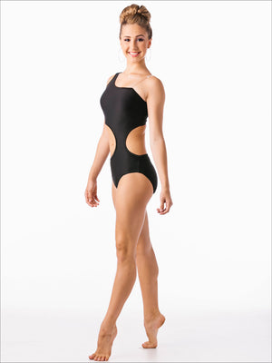 Asymmetrical Leotard