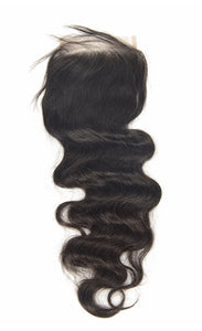 Natural Body Wave Closures