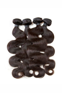 Alpha Natural Body Wave Bundles