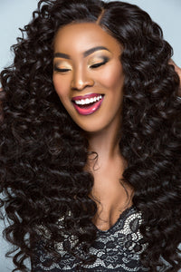 Deep Wave Hair Bundles