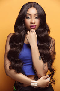Alpha Natural Body Wave Custom Wig