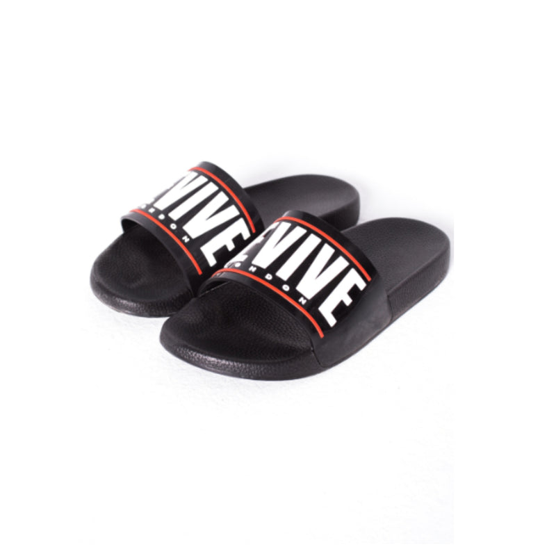 REVIVE SLIDERS - BLACK