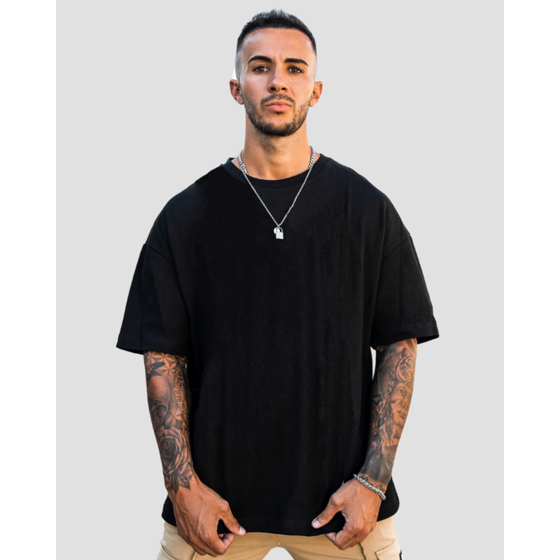 PREMIUM OVERSIZED HEAVY COTTON T-SHIRT