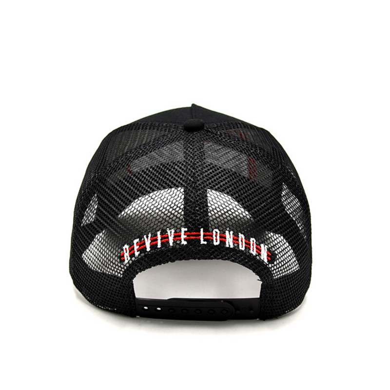 REVIVE DISTRESSED ENDURANCE TRUCKER CAP