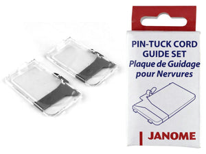 Janome Pin-Tuck Cord Guide Set