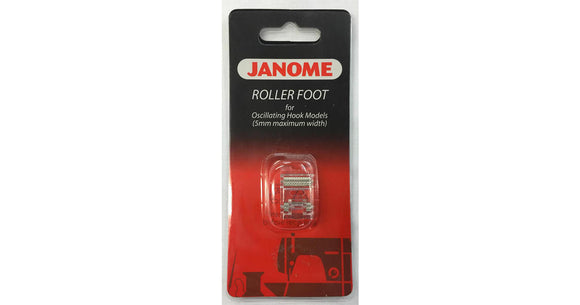 Janome Roller Foot For Oscillating Hook Models