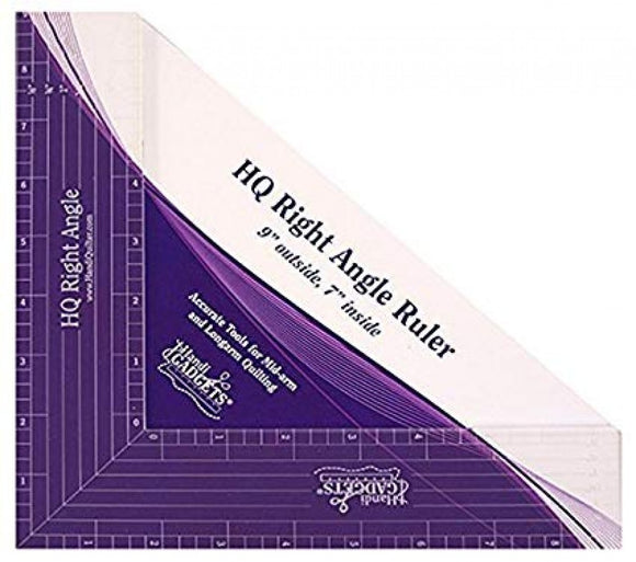 Handi Quilter Right- Angle Ruler