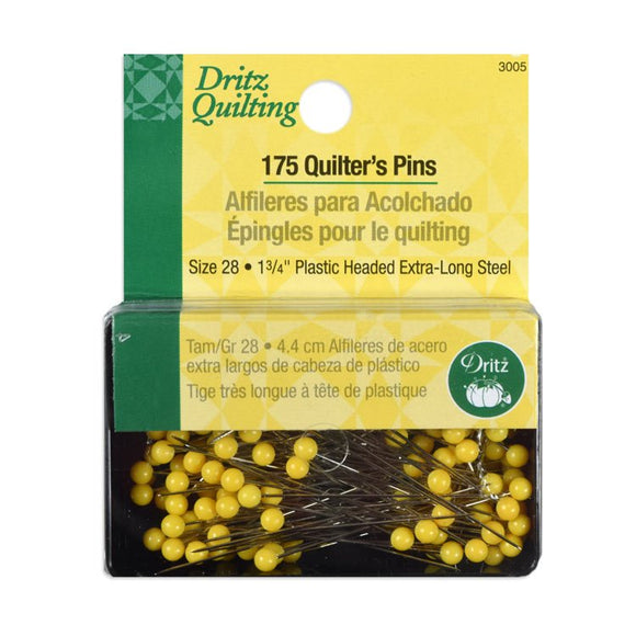 Dritz 175 Quilting Pins