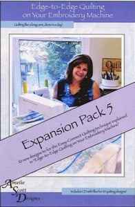 Amelie Scott Edge-to-Edge Expansion Pack 5