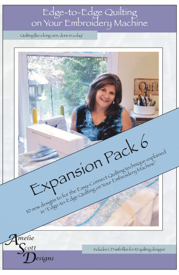 Amelie Scott Edge-to-Edge Expansion Pack 6