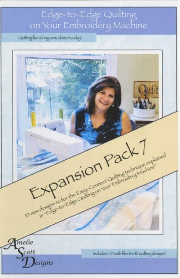 Amelie Scott Edge-to-Edge Expansion Pack 7