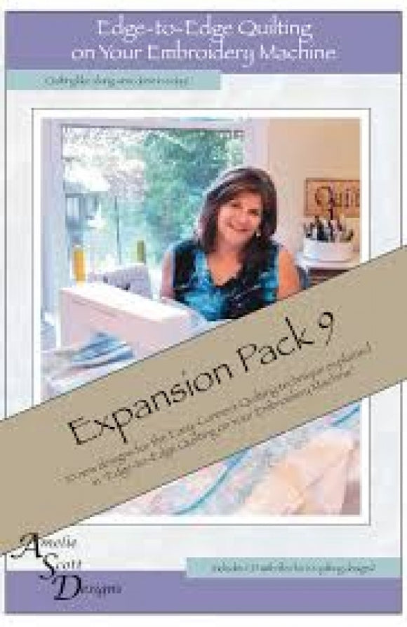 Amelie Scott Edge-to-Edge Expansion Pack 9