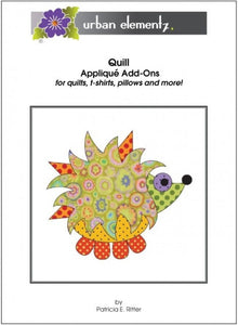 Applique Elementz Quill Applique Pattern
