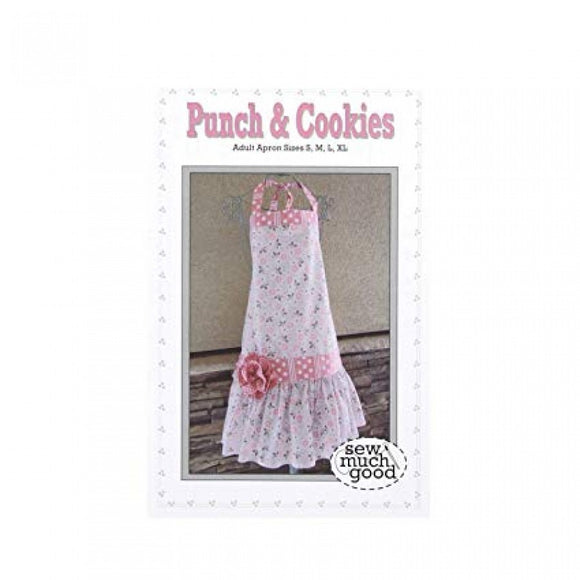 Sew Much Good Punch & Cookie Apron Pattern