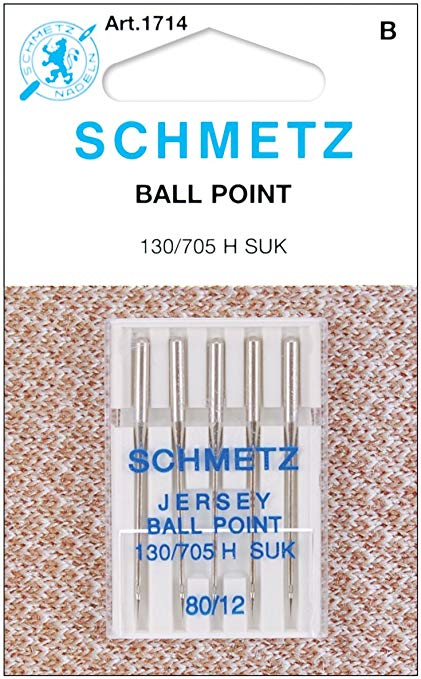 Schmetz Jersey Ball Point Needle