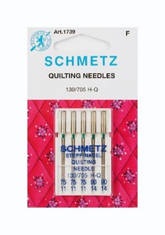 Schmetz Quilting Needles 130/705