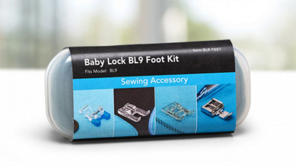 Baby Lock Foot Kit