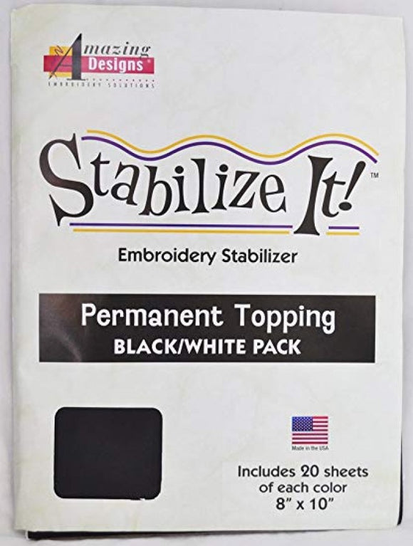 Amazing Designs Permanent Topping Pack