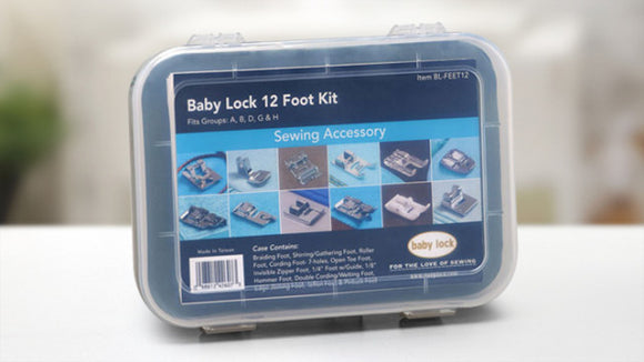 Baby Lock 12 Foot Kit