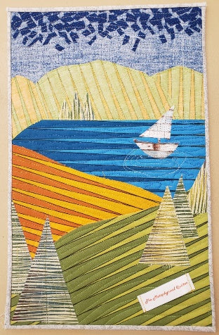 Class: Dip Your Toe Into Art Quilt Landscape