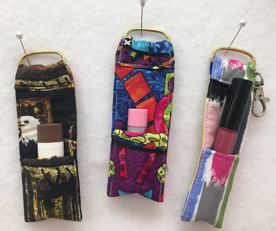 Class: Beginning Level Kid's Class - Chapstick and Lipgloss Fob
